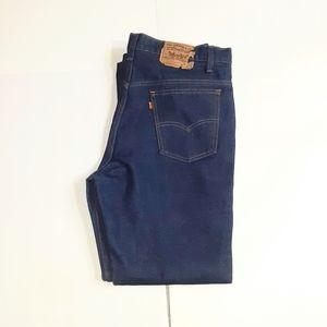 Vintage Levi's 516 Orange Tab Men's Jeans 38x32